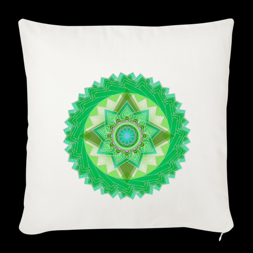 Mandala 01 - Sofa pillow cover 44 x 44 cm