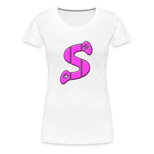 T SHIRT ADULTE FEMME - T-shirt Premium Femme