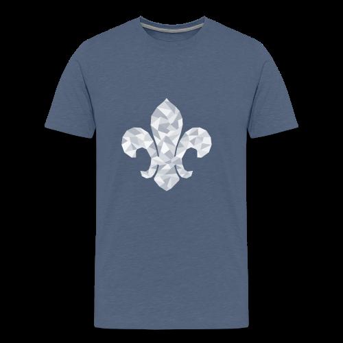Fleur-de-Lys - Men's Premium T-Shirt