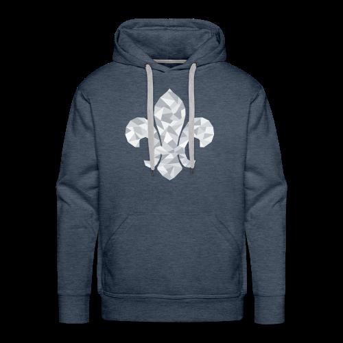Fleur-de-Lys - Men's Premium Hoodie