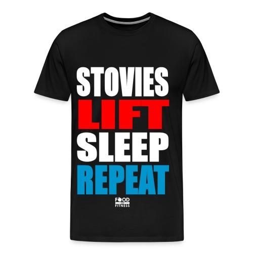 Stovies T-Shirt - Men's Premium T-Shirt
