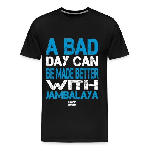 Jambalaya T-Shirt - Men's Premium T-Shirt