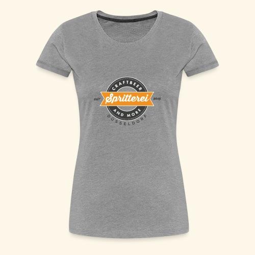 Shirt Ladies Düsseldorf - Frauen Premium T-Shirt