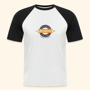 T-Shirt New York II - Männer Baseball-T-Shirt