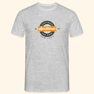T-Shirt New York - Männer T-Shirt