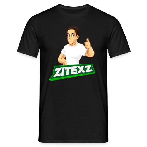 ZitexZ Tshirt (Men) - Herre-T-shirt