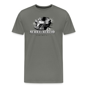 Mehrtürertod - Männer Premium T-Shirt
