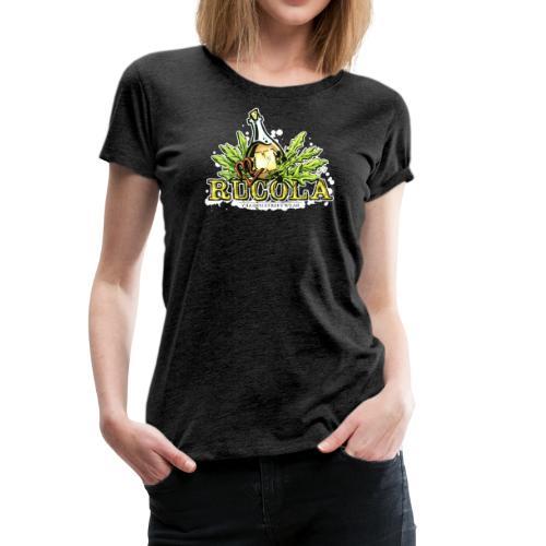 Ru(m)cola - Frauen Premium T-Shirt