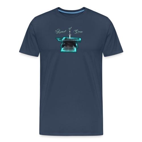 AoC Vintage shirt - Men's Premium T-Shirt