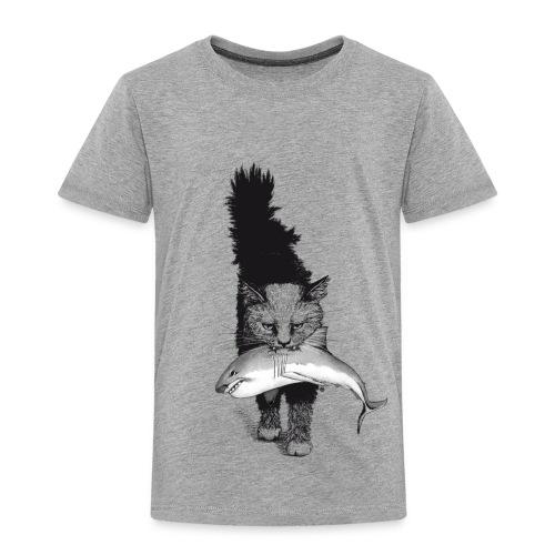 Shark Cat - Kids' Premium T-Shirt