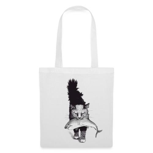 Shark Cat - Tote Bag