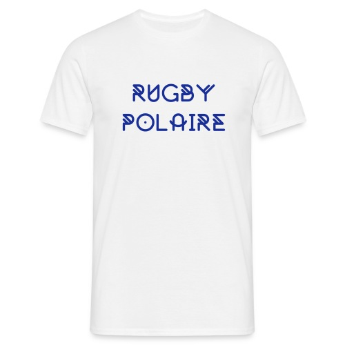 Rugby Polaire - T-shirt Homme