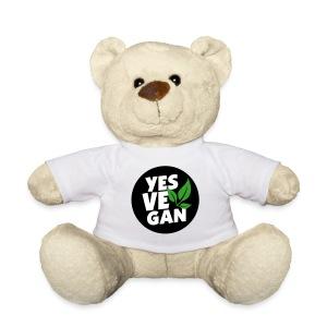 Yes Vegan / Yes ve gan (3c) - Teddy