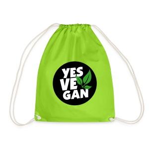 Yes Vegan / Yes ve gan (3c) - Turnbeutel