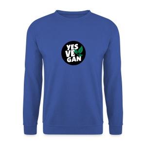Yes Vegan / Yes ve gan (3c) - Männer Pullover