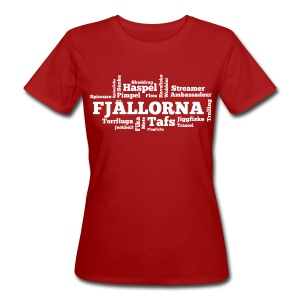 Ekologisk T-shirt - Ekologisk T-shirt dam