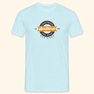 T-Shirt San Diego - Männer T-Shirt