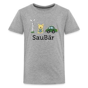 SauBär | for Kids - preiswert - Teenager Premium T-Shirt