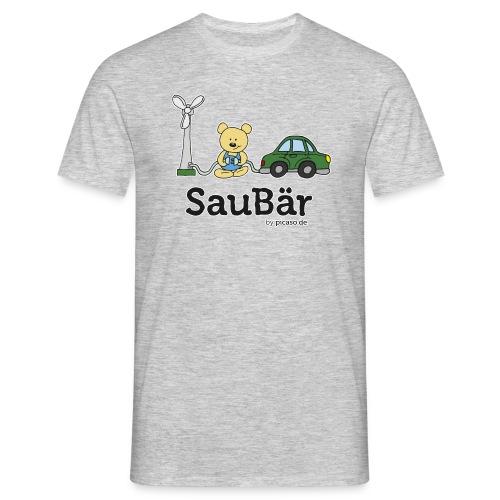 SauBär - Preiswert - Männer T-Shirt