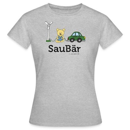 SauBär - preiswert | für Frauen - Frauen T-Shirt