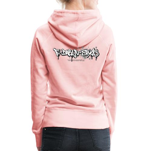 ti-dablju-styles Logo - Frauen Premium Hoodie