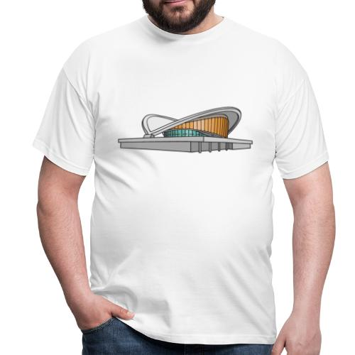 Kongresshalle Schwangere Auster Berlin - Männer T-Shirt