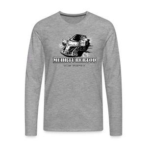 Mehrtürertod - Männer Premium Langarmshirt
