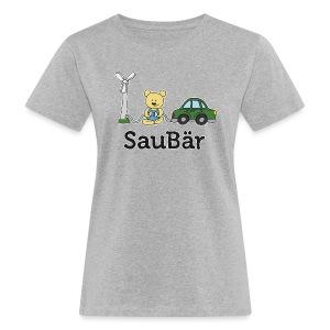 SauBär - Bio   für Frauen - Frauen Bio-T-Shirt