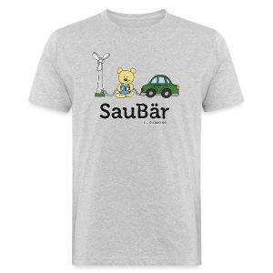 SauBär - Bio - Männer Bio-T-Shirt