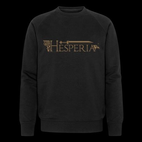 HESPERIA-Logo 2016 - Men's Organic Sweatshirt by Stanley & Stella