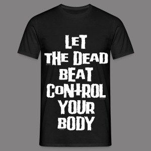 DEAD BEAT TEE - Men's T-Shirt