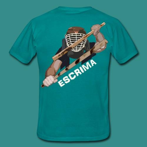 Escrima Stockkampf - Männer T-Shirt