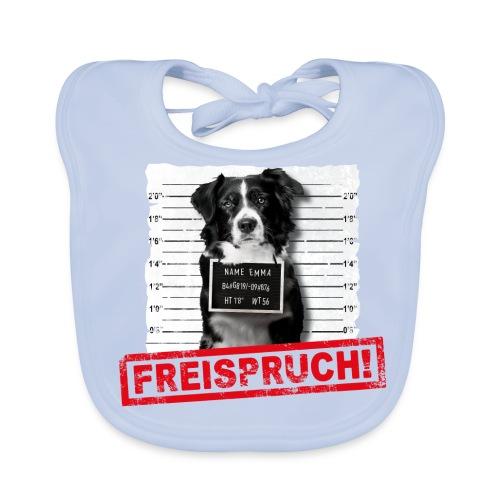 NEU Baby Bio Lätzchen - Freispruch  - Baby Bio-Lätzchen