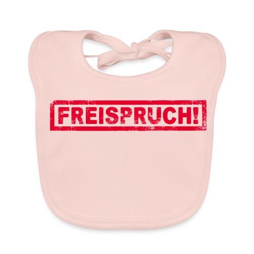 NEU! Baby Bio Lätzchen - Freispruch  - Baby Bio-Lätzchen