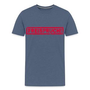 NEU! Teenager T-Shirt - Freispruch  - Teenager Premium T-Shirt