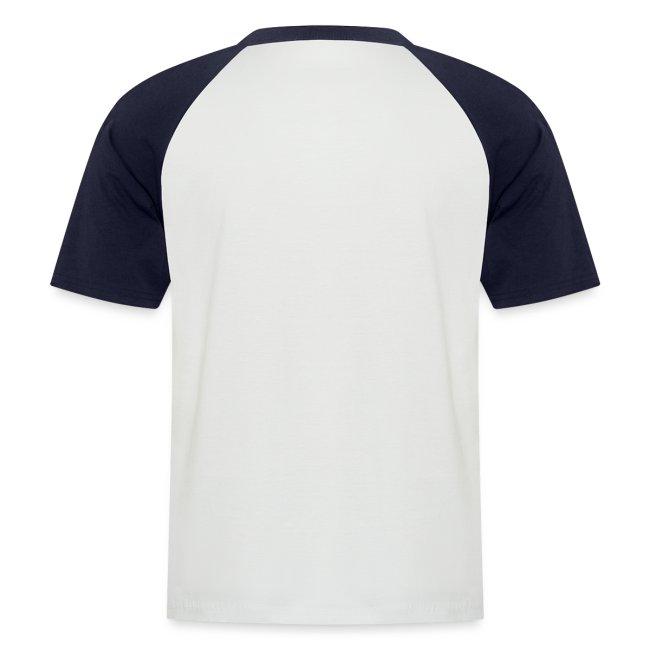 NEU Männer Baseball T-Shirt - Hundemensch