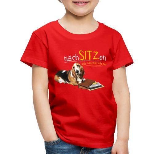 Neu Kinder T-Shirt - Nachsitzen - Kinder Premium T-Shirt