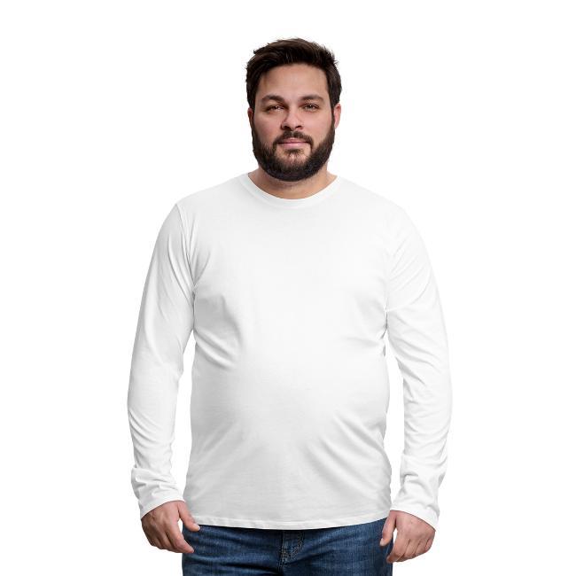 Männer Langarmshirt - Die tut nix