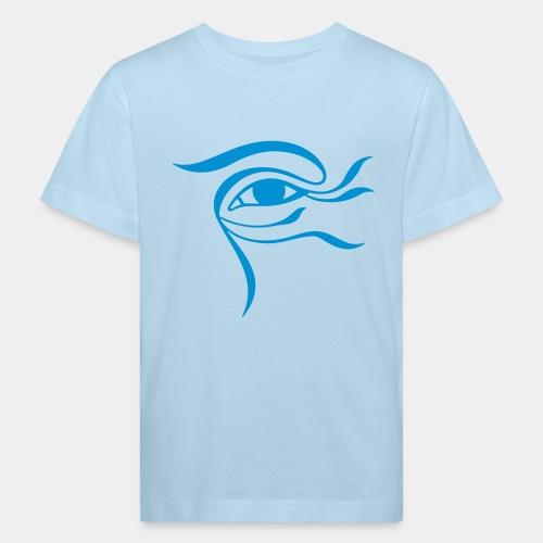 Œil-Fleur 2 (monochrome) - T-shirt bio Enfant