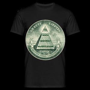 MAFIA MONOPOLY - Men's T-Shirt