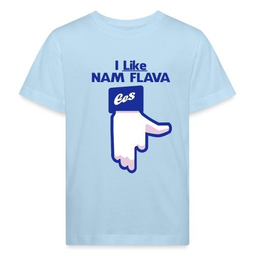 I Like NAM Flava Baby shirt - Kids' Organic T-shirt