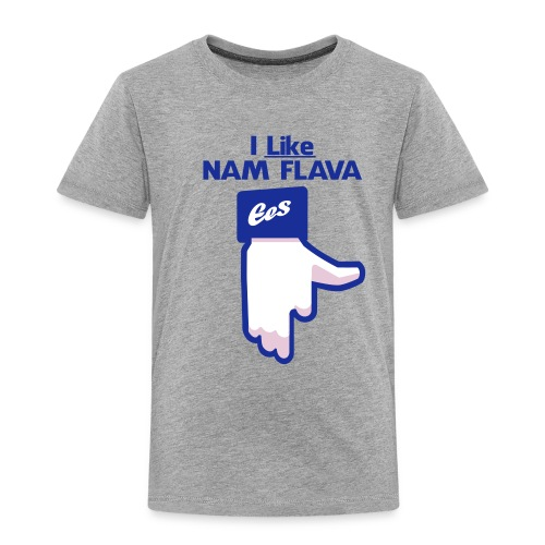 I Like NAM Flava Kinder shirt - Kids' Premium T-Shirt