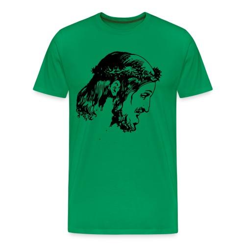 Suffering Jesus - Männer Premium T-Shirt