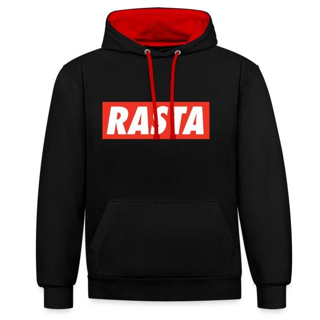 Rasta - Rastafara - Jah Rastafari Hoodie
