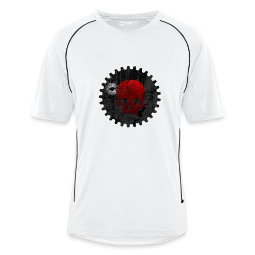 Hochqualitatives Männer T-Shirt SappyTV - Männer Fußball-Trikot