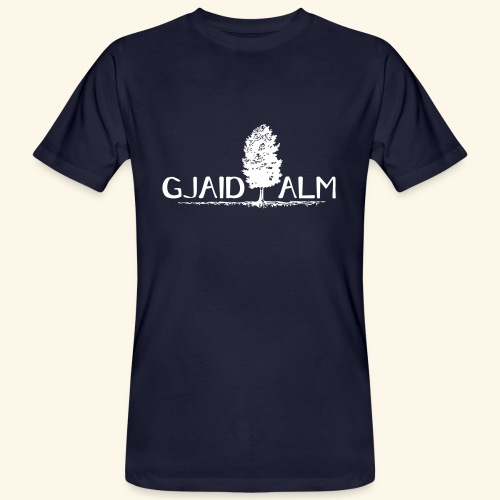 Herren T Shirt BIO - Männer Bio-T-Shirt