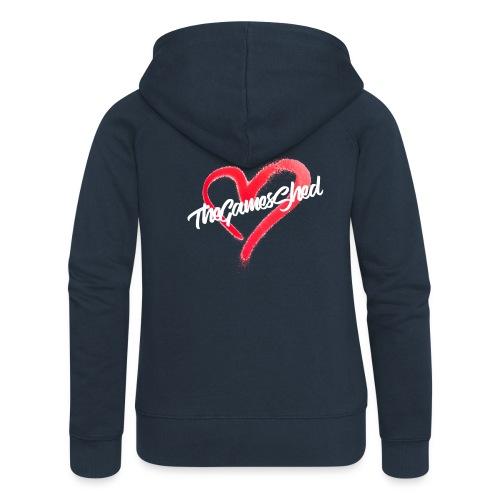 Female hoodie Zip - Women's Premium Hooded Jacket