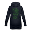 Hoodie Dress - Parvati Logo by Monica Garone