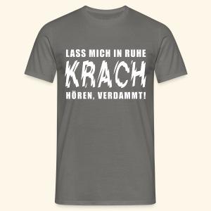 KRACH - Männer T-Shirt
