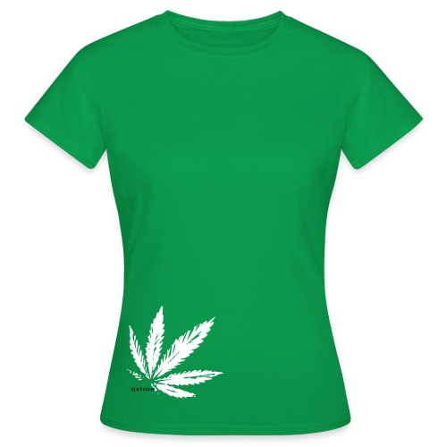 Hemp Nature - Frauen T-Shirt